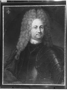 Portret van Alexander van der Capellen (1668-1730)