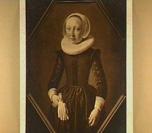 Portret van Petronella Witsen (1602-1676)