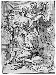 Simson en Delila (Rechters 16:4-21)