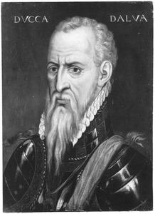 Portret van Ferdinand Alvarez (1508-1582), hertog van Alva en prins van Toledo