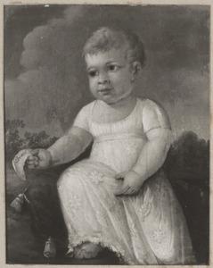 Portret van Arnoud Biesman Simons (1803-1857)