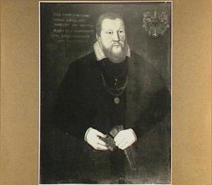 Portret van Johan de Mepsche (1520-1585)