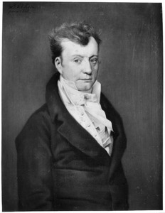 Portret van Michael Onuphrius thoe Schwartzenberg en Hohenlansberg (1776-1863)
