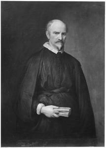 Portret van kanunnik Antoine de Tassis (?-?)