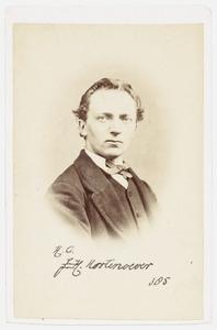 Portret van H.C. Kortenoever