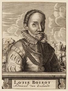 Portret van Louis de Boisot (1540-1576)