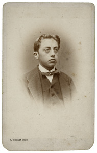 Portret van Jacob Roeters van Lennep (1848-1920)
