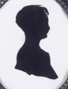 Portret van Johanna Jacoba Pauw (1805-1831)