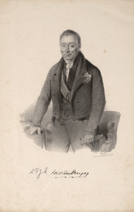 Portret van Adam Francois Jules Armand van der Duyn van Maasdam (1771-1848)