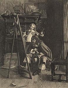 De gebroeders Adriaen en Willem van der Velde