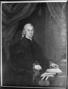 Portret van Wilhelmus Josephus Luytgens (1722-1802)