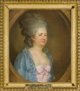 Portret van Cornelia van Strijen (1727-1794)
