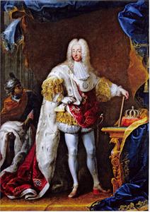 Portret van Vittorio Amedeo II di Savoia (1666-1732)