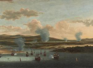 De Tocht naar Chatham 1667: het verbranden van de Engelse vloot bij Sheerness