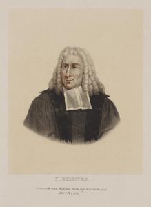 Portret van Frederik Dekkers (1644-1720)