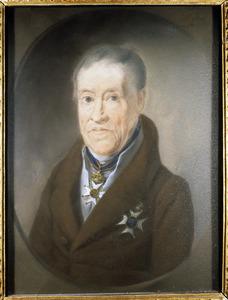 Portret van Gerrit Carel baron van Spaen (1756 -1841)
