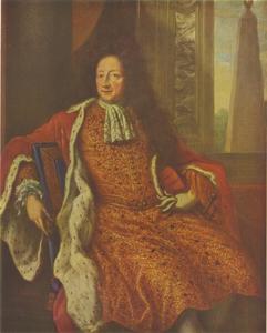Portret van Hans Wachtmeister (1641-1714)