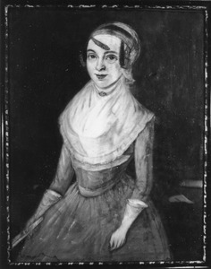 Portret van Jannetje Brons (1779-1850)