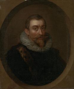Portret van Aernout van Citters (1561-1634)