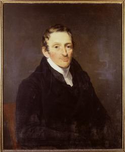 Portret van Hendrik Willem van Rossem (1784-1850)