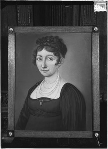 Portret van Thalea Anna Magdalena Hesse (1789-1831)