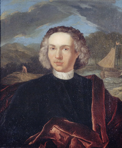 Portret van Jan Jansz. Perk (1670-1745)