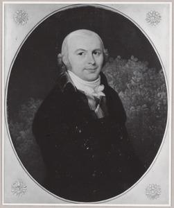 Portret van Pieter Cats (1763-1832)