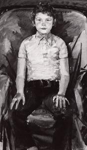 Portret van Herman van Royen