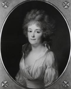 Portret van Johanna Ferdinanda van Collen (1774-1833)