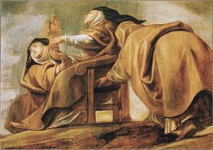 Heilige Clara van Assisi