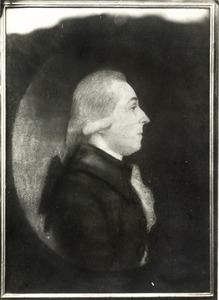 Portret van Walraven Francken ( -1835)