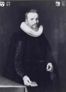 Portret van Dirk van Bleyswyck (ca 1570 -1631)