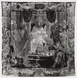 Jefta stuurt boodschappers naar de koning van de Ammonieten (Richteren 11: 12-28)