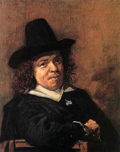 Portret van Frans Jansz. Post (1612-1680)