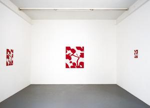 fotodocumentatie expositie in Micheline Szwajcer Gallery