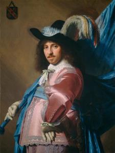 Portret van Andries Stilte ( -1675)