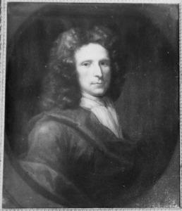 Portret van Jean Baptist Prauwels de Couvin (?-?), echtgenoot van Maria Agnes Vennekool
