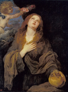 De kroning van de H. Rosalie