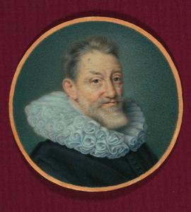 Portret van Portret van Hans van Loon (1577-1658)