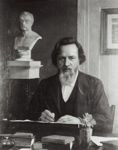 Portret van Franciscus Cornelis Donders (1818-1889)