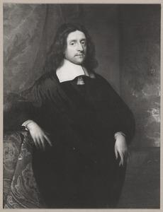 Portret van Johan Meerman (1624-1675)