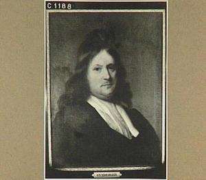 Portret van Hendrik Scheurleer