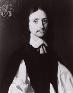 Portret van Allard Tjarda van Starkenborgh (1620-1673) of Ludolf Tjarda van Starkenborgh (....-1686)