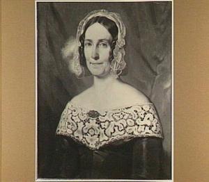 Portret van Alexandra H.A. van Hoecke