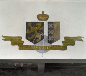 Wapenschild van onder meer de provincie Brabant