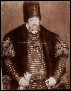 Portret van keurvorst Joachim II van Brandenburg