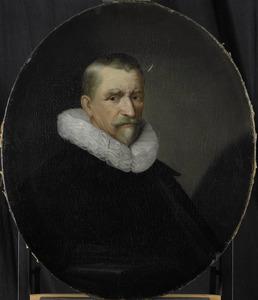 Portret van Cornelis Jansz. Hartigsvelt (?-1641)