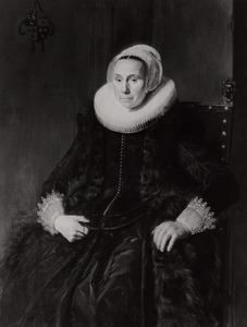 Portret van Cornelia Claesdr. Vooght (?-?)