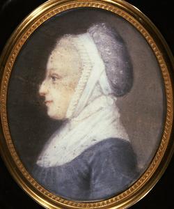 Portret van Maria Aletta van Wageningen (1759-1828)