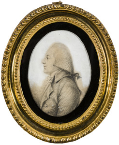 Portret van Charles Ferdinand Bentinck (1764-1811)